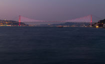 Bosphorus Bridge von Evren Kalinbacak