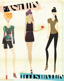 Fashion three-way by Dolores Salomon