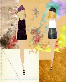 Fashion Twins by Dolores Salomon