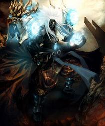 Ndoki, god of hybrid machines von ntocha
