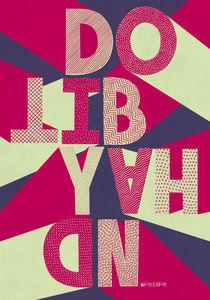 DO IT BY HAND! von Paul Robson