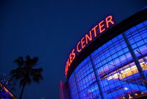 Staples Center by Brian  Leng