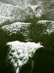 Surfer von Eva-Maria Steger