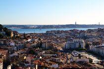 Lissabon, Portugal by Eva-Maria Steger