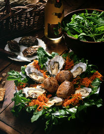 Lamb-oysters