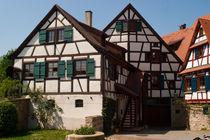 Half-timbered Houses in Rottenburg von safaribears