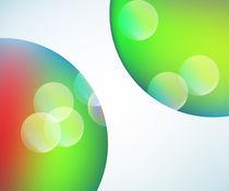 Big colorful orbs by blojfo