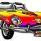 Convertible-sunrise-sports-car