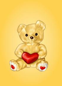 Cute Teddy Hypnotist von Boriana Giormova
