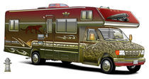 Custom Recreational Vehicle von Blake Robson