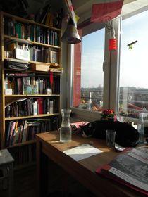 Arbeitszimmer von Kathrin Kiss-Elder