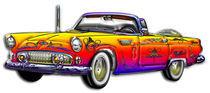 Thunderbird Classic Convertible by Blake Robson