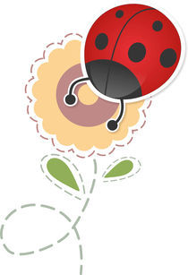 Ladybird by Marcus Schleder