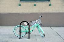 Woman's bicycle von Ed Rooney