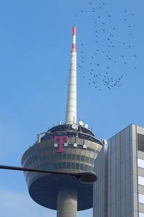 Fernsehturm Köln von Kathrin Kiss-Elder