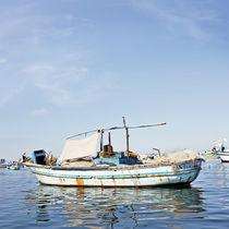 Fishing boat von Reem Elsheikh