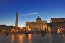 St Peters Basilica in Rome von Ed Rooney