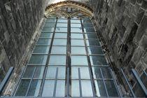 Fenster vom Kölner Dom von Kathrin Kiss-Elder