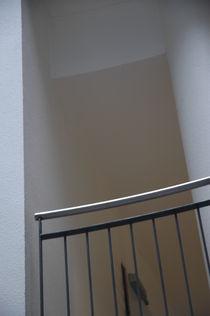 Detail eines Treppenhauses von Kathrin Kiss-Elder