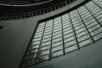 Front aus Glasbausteinen in Treppenhaus von Kathrin Kiss-Elder