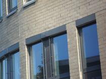 Fassade des Bezirksrathauses Köln-Nippes von Kathrin Kiss-Elder