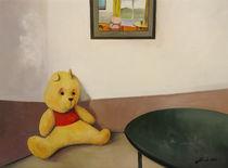 Teddy bear by munke