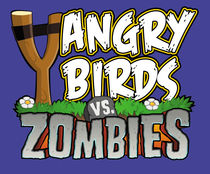 angry birds vs zombies by kristoffer paterno