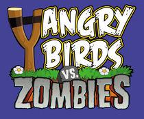 angry birds vs zombies von kristoffer paterno