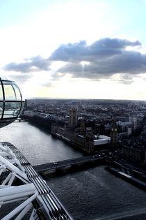 London Eye by Rania chalfoun