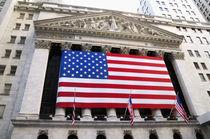 The New York Stock Exchange von Ed Rooney