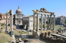 'The Roman Forum' by Ed Rooney