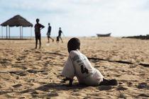 Beach Nigeria by Rania chalfoun