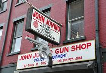 Gun shop by Ed Rooney