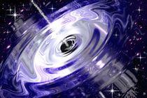 Raum - Zeit - Verschiebung. von Bernd Vagt