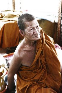 Thai Monk von Rania chalfoun