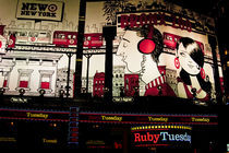 Ruby Tuesday by Leslie Philipp