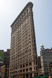 The Flat Iron Building by Leslie Philipp