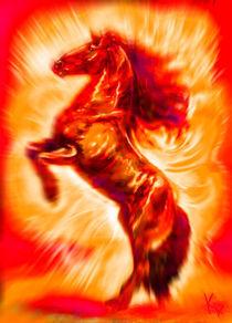 Red Horse 2011 von Krasimir Rizov