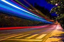 flowing lights von Fatih Cemil  Kavcioglu