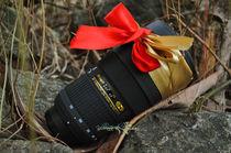 Nikon Lens Mug von Ylleana de Guzman