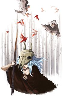 Huntress von Lis Kirk