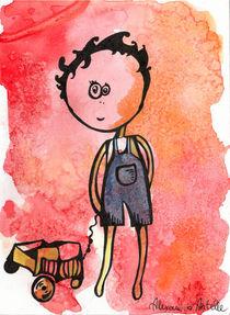 Child by Alexandra Artelle