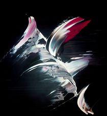 Tanzende Feder von Gabi Lessner