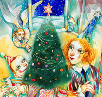 Magic of Christmas by Alexander Danilov/Daniloff