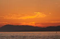 Sundown in Orangecity von Markus Hartmann
