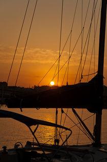 Sunset by Tatjana Walter