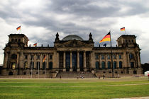 Berliner Reichstag by leroyash