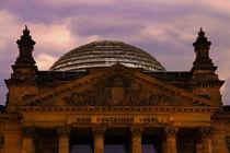 Die Berliner Reichstagskuppel by leroyash