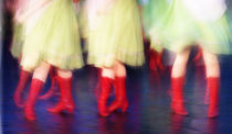 Red Boots by pahit
