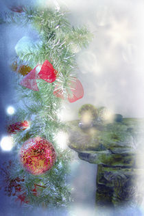 Magical Christmas by Rozalia Toth